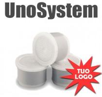 100 Capsule Personalizzate UNOSYSTEM