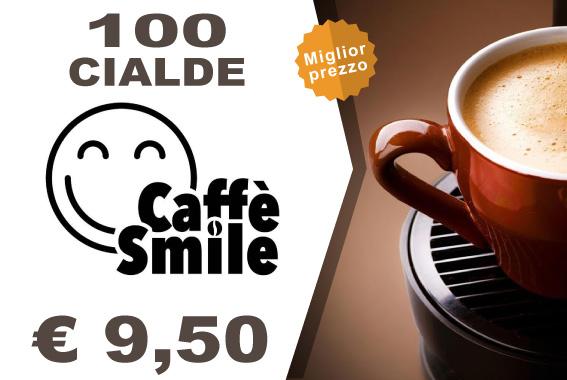 Caffe smile offerta