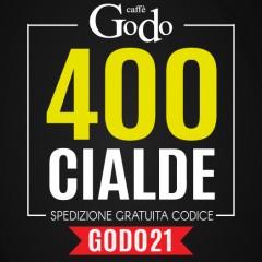 400 Cialde caffè GODO