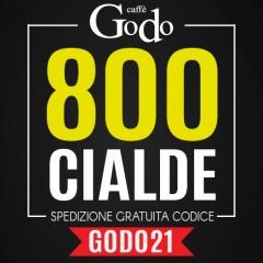 800 Cialde caffè GODO