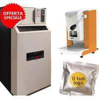 Distributore Automatico + Cialde + Faber Slot