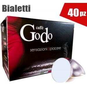 40 Capsule compatibili BIALETTI