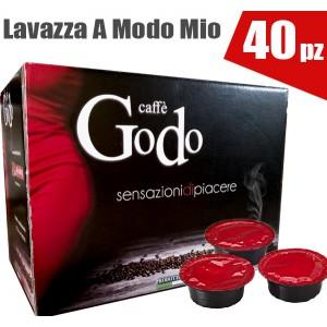 40 Capsule compatibili Lavazza a Modo Mio  GODO