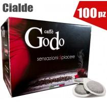 100 Cialde caffè cremoso GODO