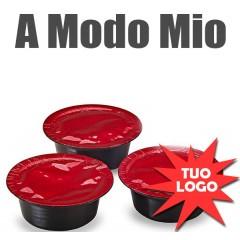 100 Capsule compatibili personalizzate Lavazza a Modo Mio
