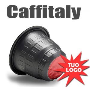 80 Capsule compatibili personalizzate Caffitaly