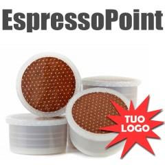 100 Capsule compatibili personalizzate Lavazza Espresso Point