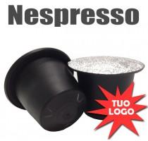 100 Capsule compatibili personalizzate Nespresso