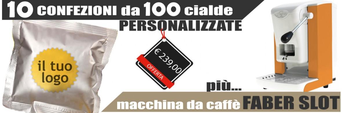 Distributore automatico cialde