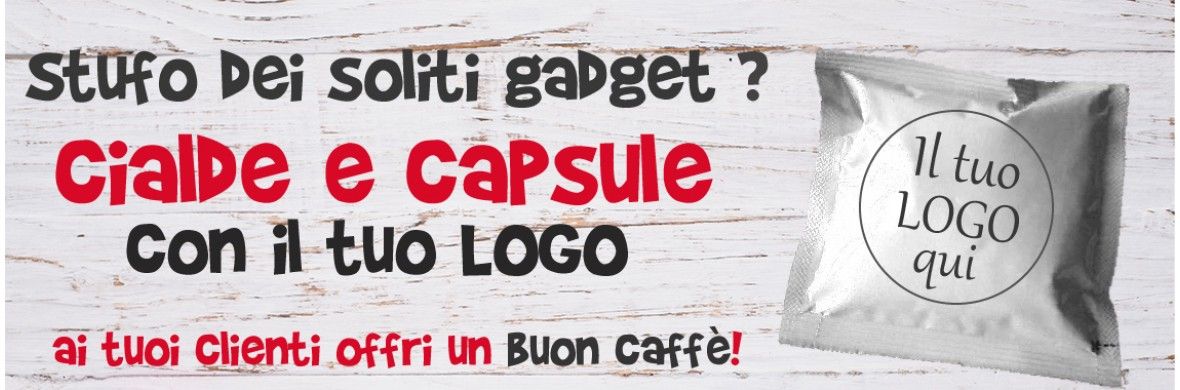 Gadget caffe in cialde e capsule